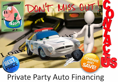 Auto Loan for Private Party – Apply For Private Party Used Car Loan Online