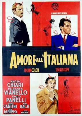 Amore all'italiana I superdiabolici 1966