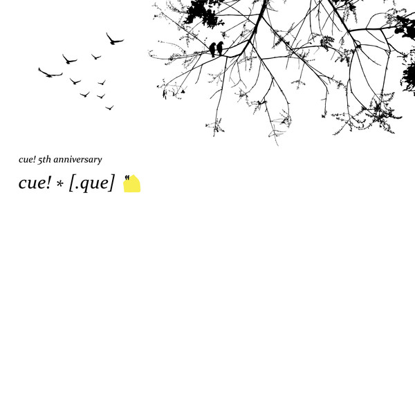 [Album] [.que] – cue!* [.que] (2016.05.26/MP3/RAR)