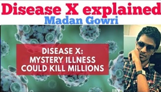 Disease X explained | Tamil | Madan Gowri