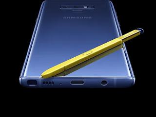 هل ستتخلى سامسونغ عن النوتش و الكاميرا في الشاشة الامامية بعد تسجيل براءة اختراع كاميرا في القلم المرافق S Pen ?