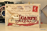 Album By air mail par cathyscrap