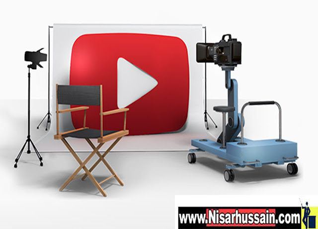 youtube video production  companies www.nisarhussain.com