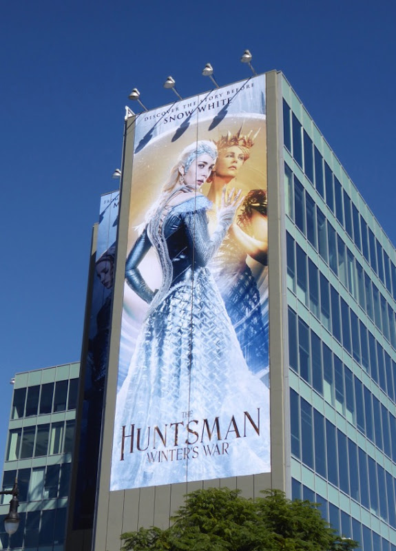 Huntsman Winters War billboard