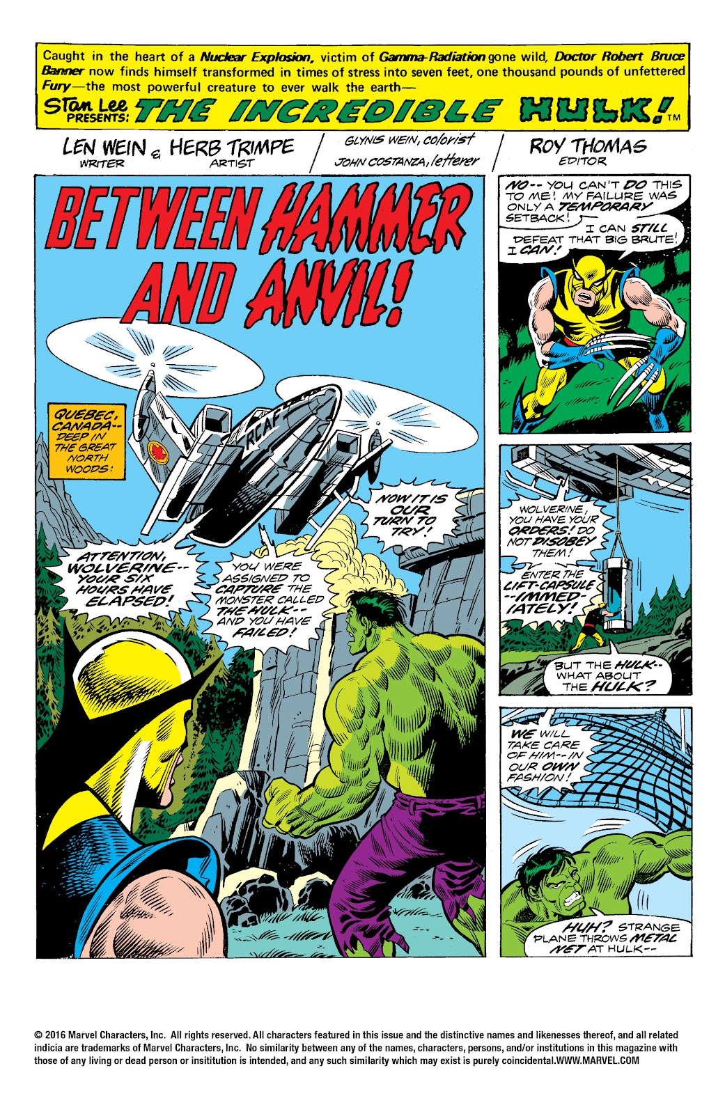Read online Marvel Masterworks: The Incredible Hulk comic -  Issue # TPB 10 (Part 3) - 24