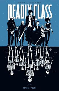 Deadly Class tom 1 okładka