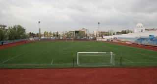 Παρεμβάσεις για την επισκευή και συντήρηση του Αθλητικού Κέντρου Κορυδαλλού «Θεόδωρος Πούτος»