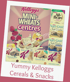 Kellogg's Cereals and Snacks