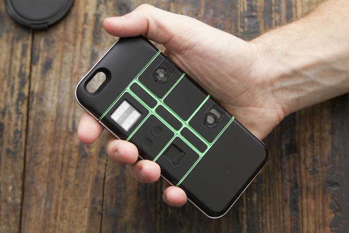 Nexpaq modular smartphone cases double battery life, adds storage and more