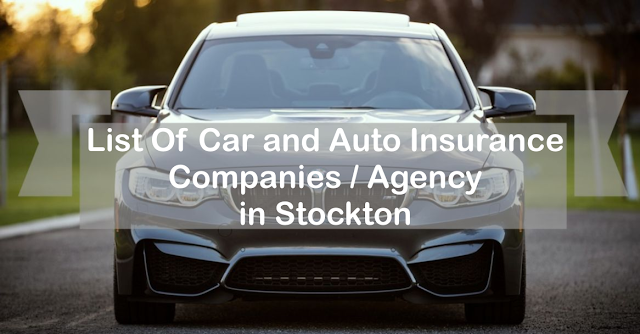 Auto Insurance Companies List >> List Of Car And Auto Insurance Companies Agency In