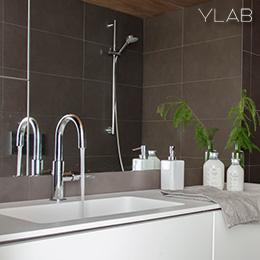 El despacho de arquitectura YLAB utiliza los grifos de TRES en sus proyectos.