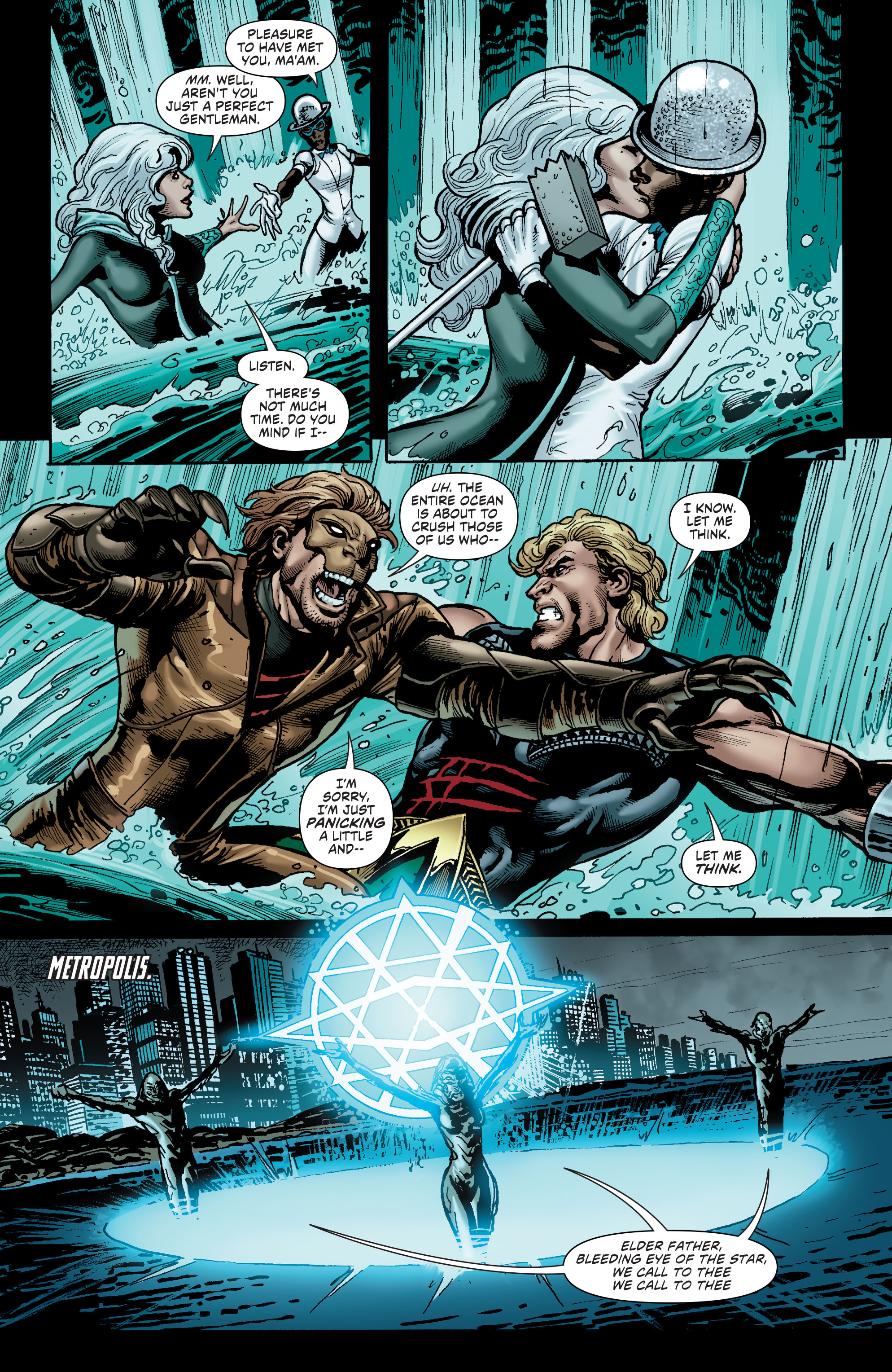 Read online Secret Six (2015) comic -  Issue #9 - 9