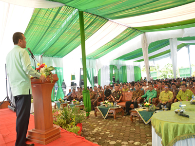 Kejaksaan Negeri Pariaman Gelar Sosialisasi Dana Desa dan TP4D Kepada Walinagari dan Kepala Desa