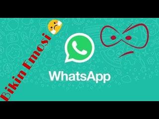 Cara Ngerjain Orang Lewat WhatsApp