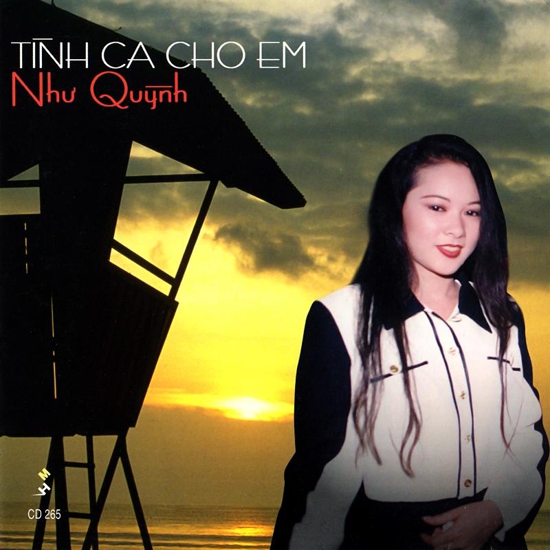 Mưa Hồng CD265 - Như Quỳnh, Thế Sơn - Tình Ca Cho Em (NRG) + bìa scan mới