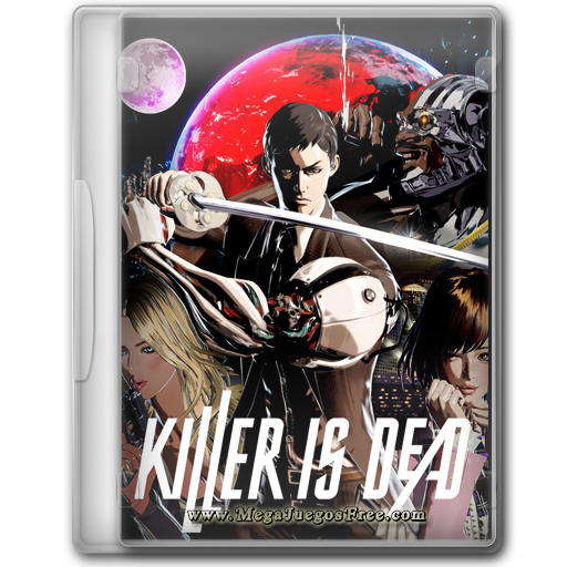 Killer is Dead Full Español