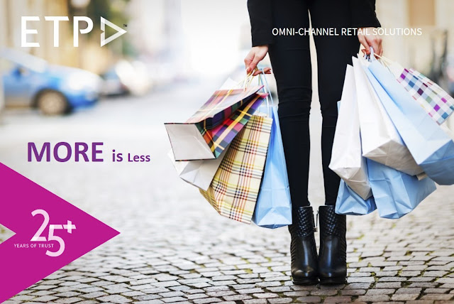 ETP Blog - More is Less - the new retail mantra!