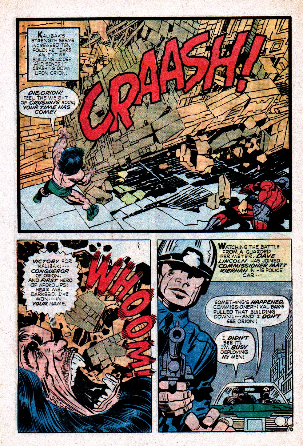 The New Gods (1971) issue 11 - Page 22