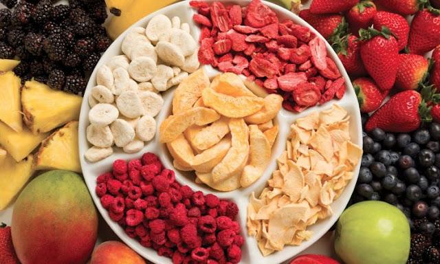 Tips Mengolah Buah-buahan Kecut dan Sepet