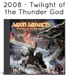 2008 - Twilight Of The Thunder God