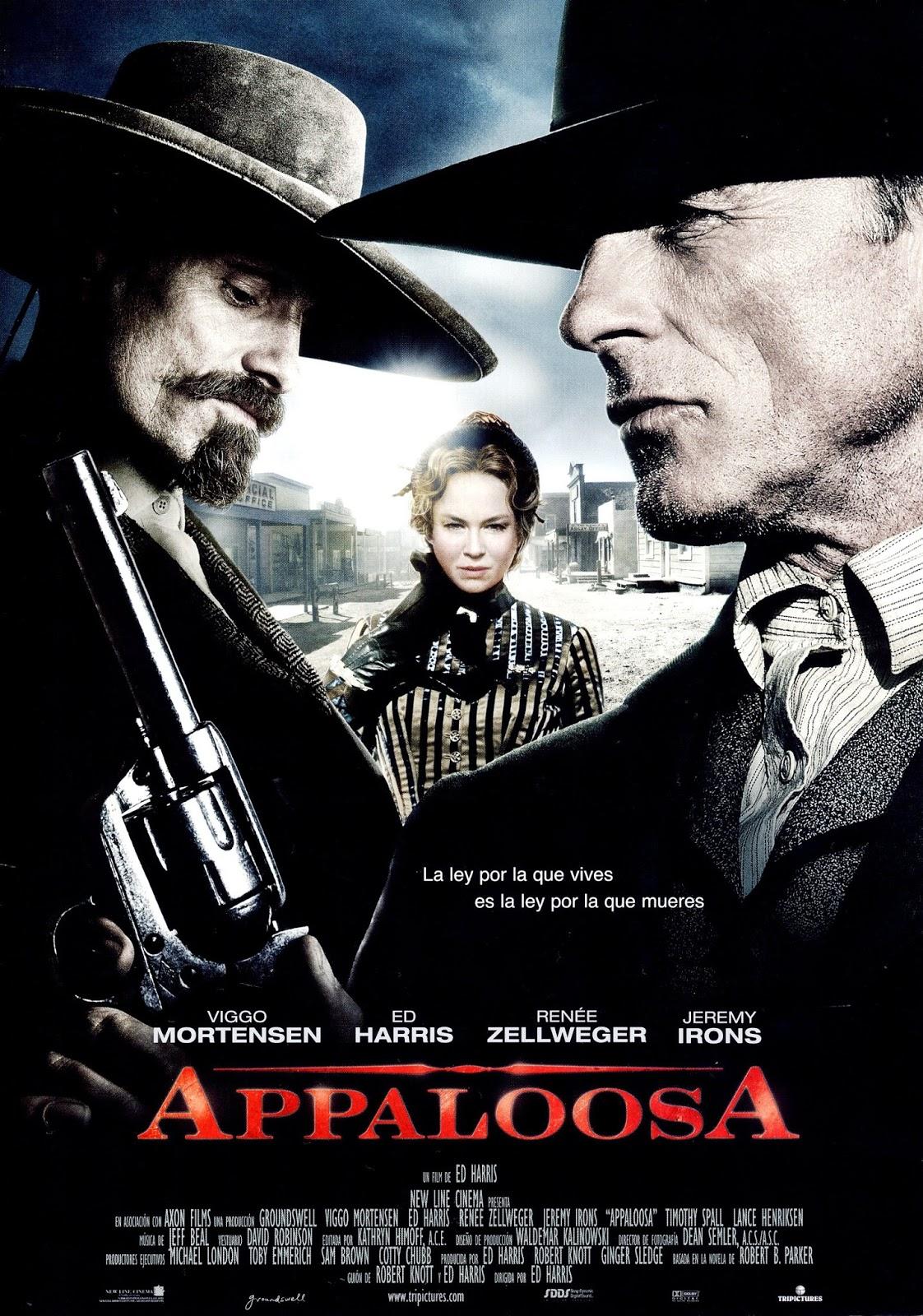Appaloosa (2008) คู่ปืนดุล้างเมืองบาป : พากษ์ไทยNUNGCOWBOY ...