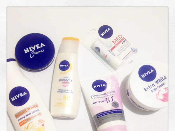 2016 Big Nivea Sale 50% Off Haul