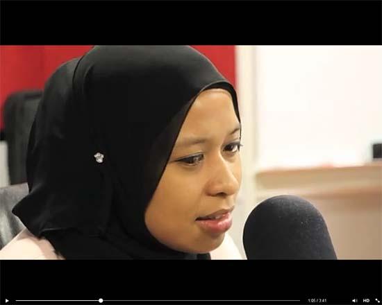 Video Permohonan Maaf Kiki Kamaruddin CDM25