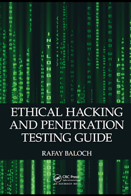 Ethical hacking & penetration testing by rafay baloch pdf