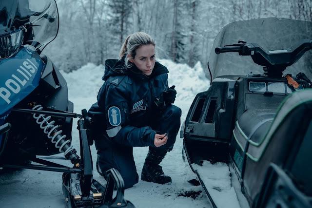 Crítica, Ártico, Serie, Cosmo, Cosmopolitan tv, Iina Kuustonen