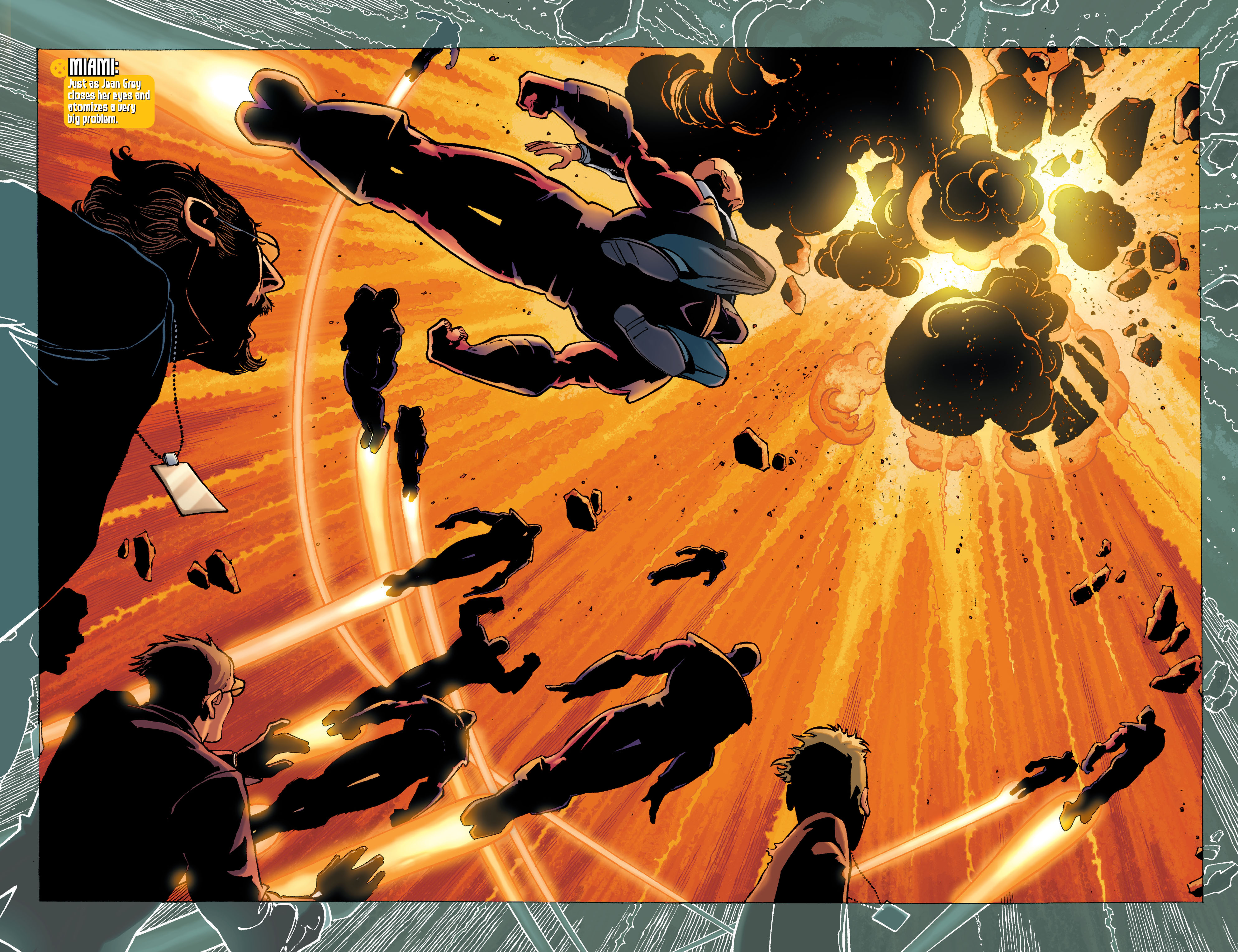 Read online Ultimate X-Men comic -  Issue #32 - 3