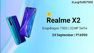 Cara hard reset atau factory reset Realme X2