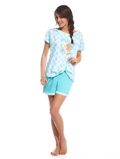 Pijamale lejere de vara pt femei si fete vezi aici