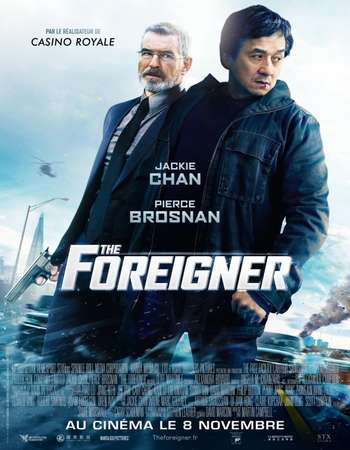 The Foreigner 2017 Hindi Dual Audio BRRip Full Movie Download