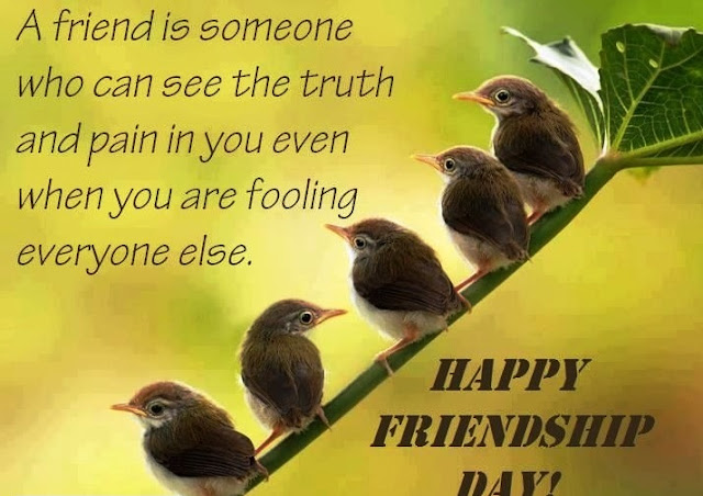 Happy friendship day 2017 quotes for facebook status