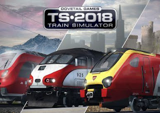 TRAIN SIMULATOR 2018 free download pc game full version