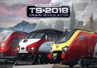 TRAIN SIMULATOR 2018 free download pc game full version