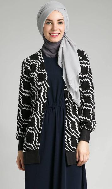 Model Baju Muslim Koleksi Terbaru 2015