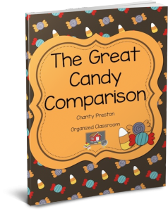 Want your own copy of The Great Candy Comparison Activity?