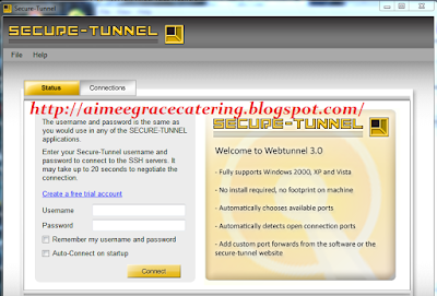 Download Secure Tunnel - Internet Gratis 2016