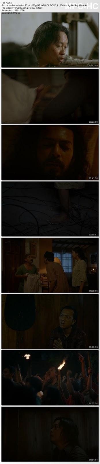 Screenshots Download Suzzanna: Bernapas dalam Kubur (2018)