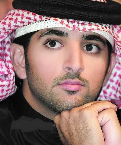 6 pria paling ganteng dan terkenal di dunia-Fazza Most handsome Emeriti man