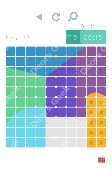 Cheats, Walkthrough for Blocks and Shapes Level 117