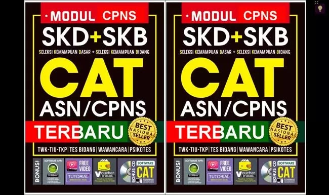 download modul ebook cpns cat