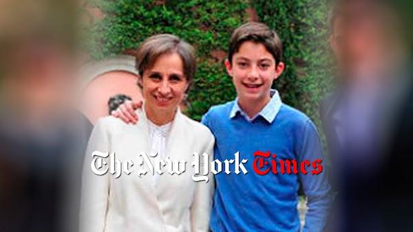 Espiar a un adolescente de 15 años, la prioridad de un gobierno siniestro.