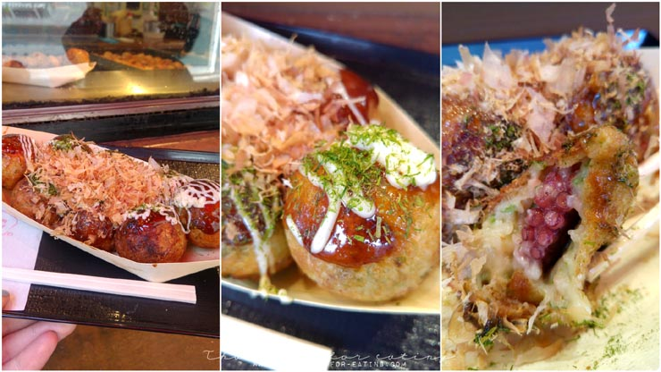 Street Food in Tokyo: Takoyaki