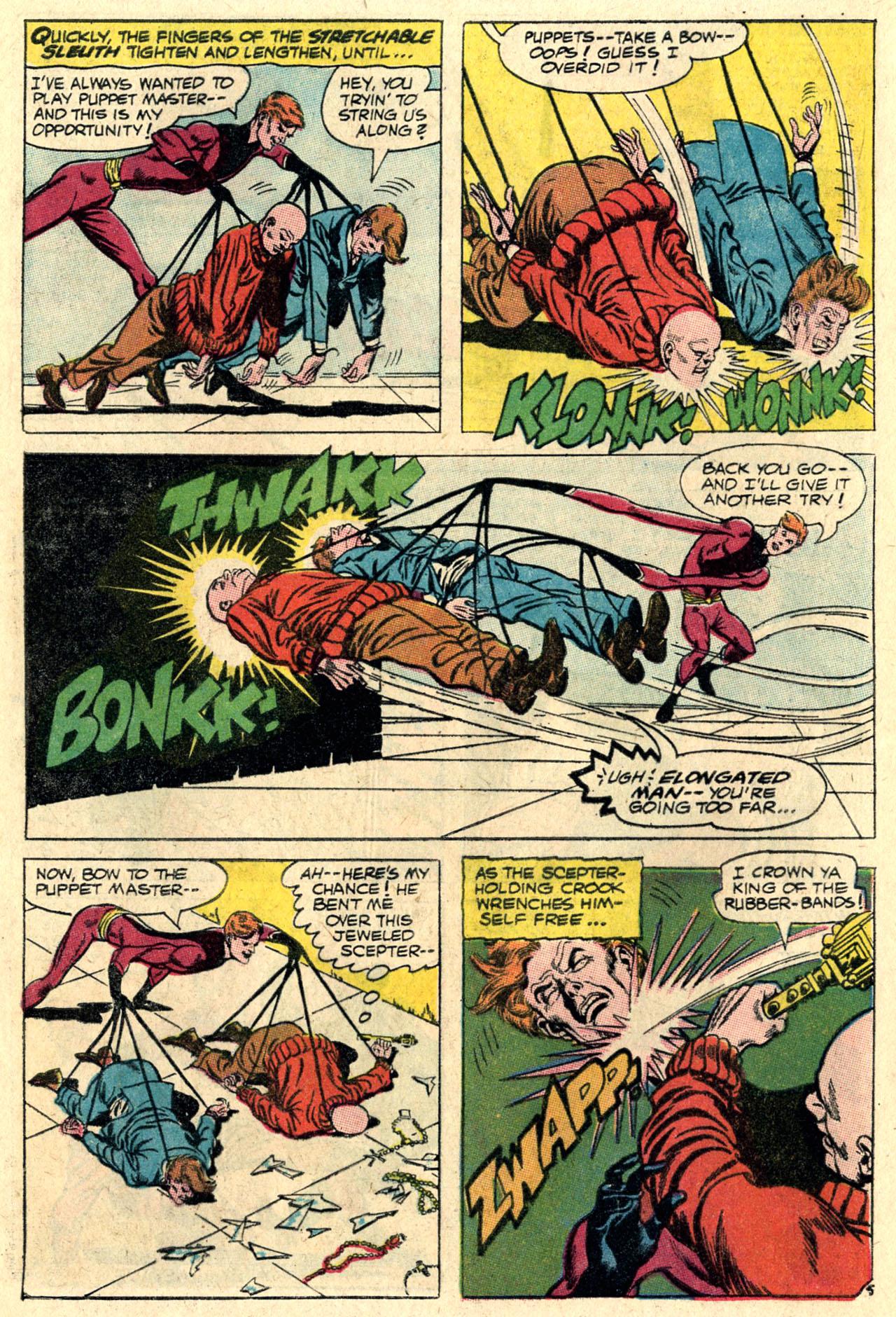 Detective Comics (1937) 363 Page 27