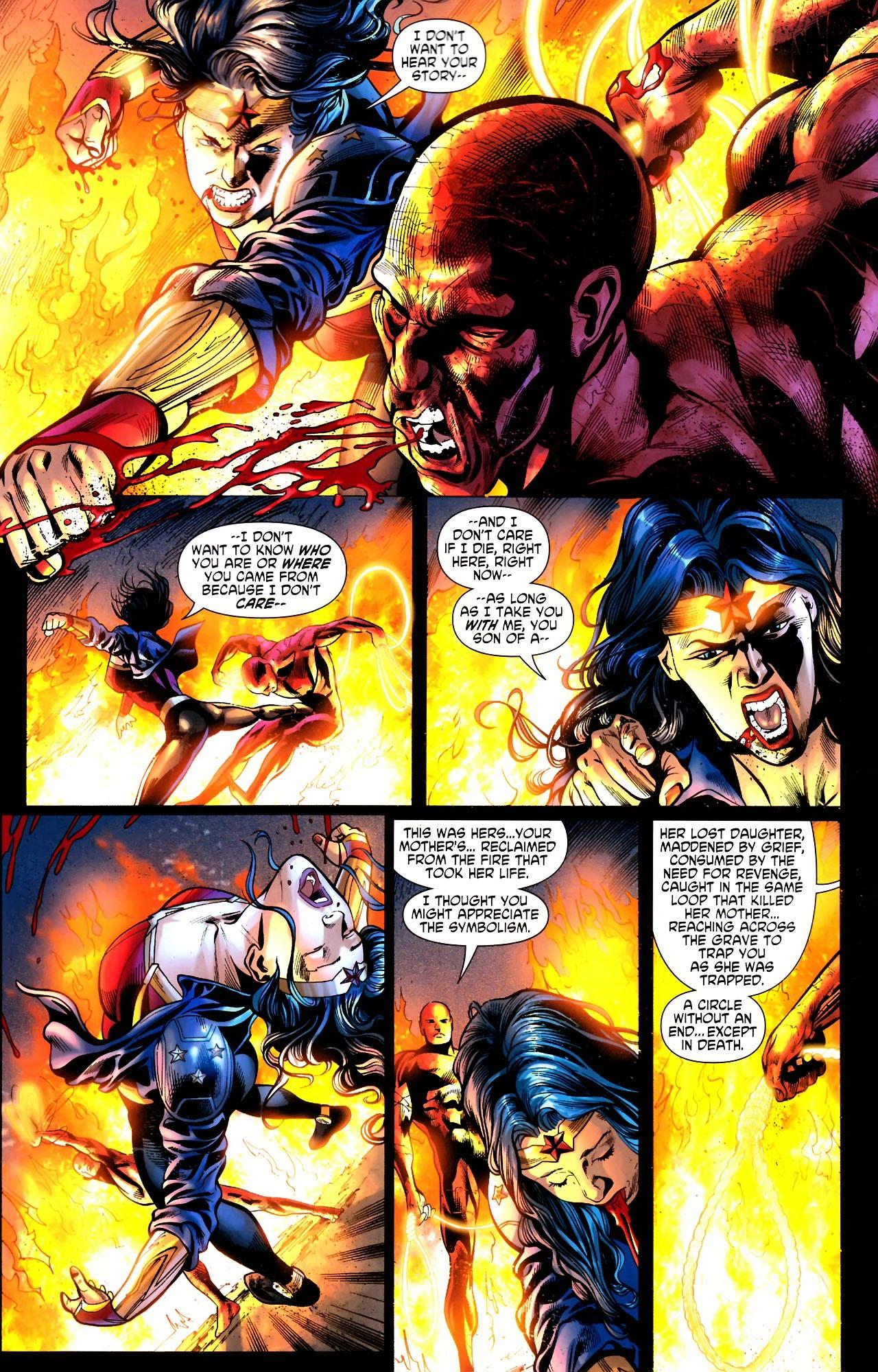 Read online Wonder Woman (2006) comic -  Issue #604 - 9