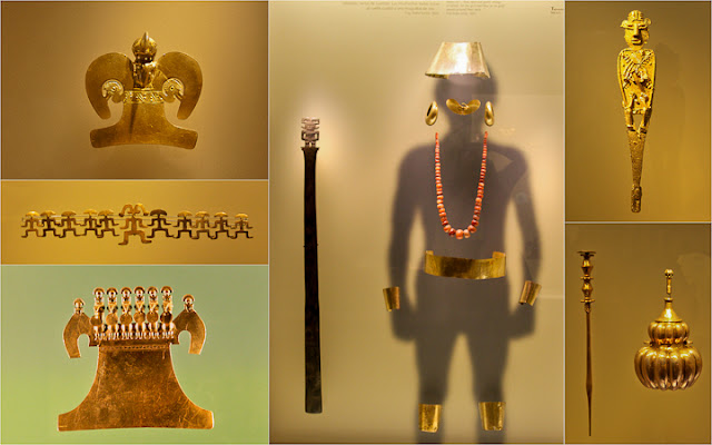 Bogotá Museo del Oro