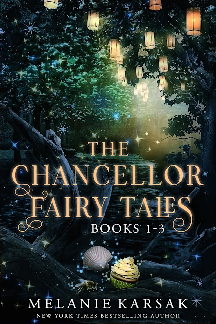 The Chancellor Fairy Tales, Books 1-3 Now Available!