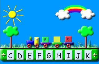 http://jocsflash.dibuixos.cat/educatius/el-tren-de-labecedari.html